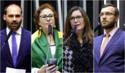 Aliados de Bolsonaro são os mais influentes nas redes sociais