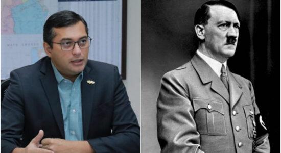 Governador do Amazonas foi comparado a Adolf Hitler por ex-prefeito de Manaus