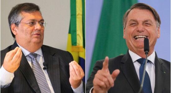 Governador Flavio Dino acionou o STF contra o presidente Jair Bolsonaro