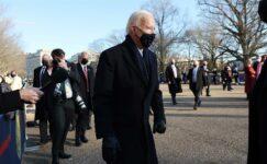 Biden tomou diversas medidas midiáticas já em seu primeiro dia como presidente
