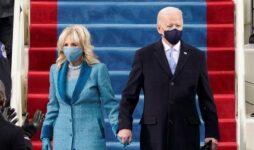 Biden tomou posse como presidente nesta quarta
