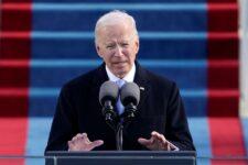 Cerimônia de posse de Joe Biden em Washington