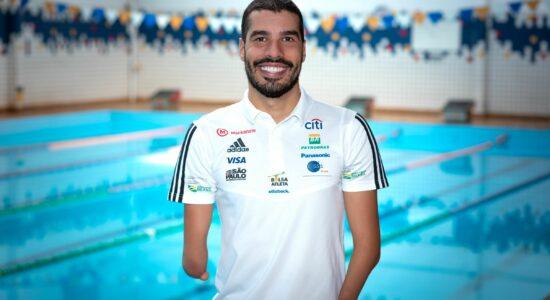 Daniel Dias se despedirá da natação nas próximas Paralimpíadas