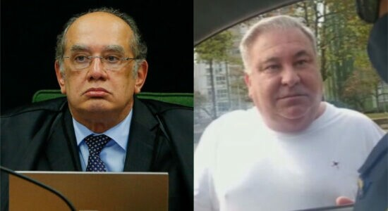 Gilmar Mendes suspendeu inquérito contra desembargador que humilhou guarda