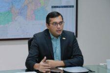 Governador do Amazonas, Wilson Lima