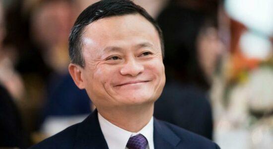 Bilionário Jack Ma