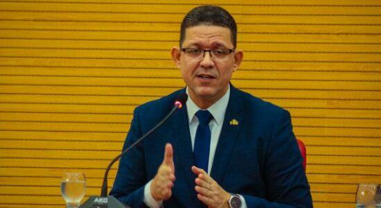 Governador de Rondônia, coronel Marcos Rocha