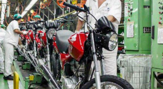 Honda suspende temporariamente produção em fábrica em Manaus