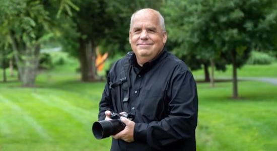Fotógrafo Bob Updegrove