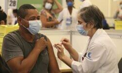 Vacinação contra a Covid-19 em São Paulo