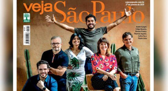 Capa da Veja é criticada por chamar São Paulo de capital do Nordeste