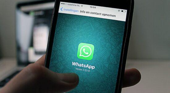 WhatsApp tem causado polêmica com nova regra de compartilhamento de dados