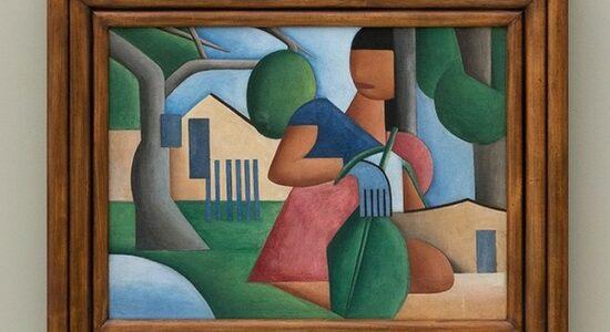 A Caipirinha, quadro de Tarsila do Amaral