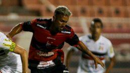 Jogador de futebol Luiz Paulo Santana