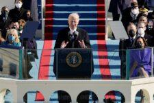 Joe Biden, novo presidente dos EUA