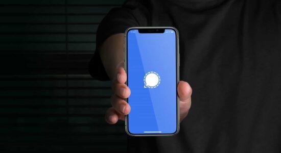 Signal surge como opção ao WhatsApp