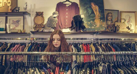 Mercado de segunda mão é a tendência mais forte da moda
