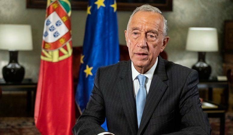 presidente de portugal, Marcelo Rebelo