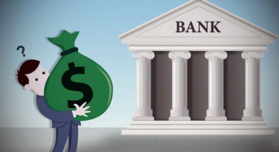 taxa bancária