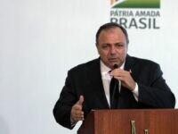 Ministro da Saúde, Eduardo Pazuello,