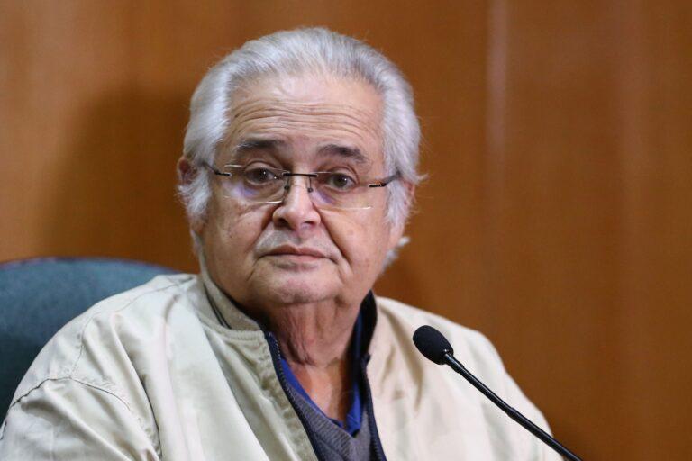 Ex-deputado Pedro Correa