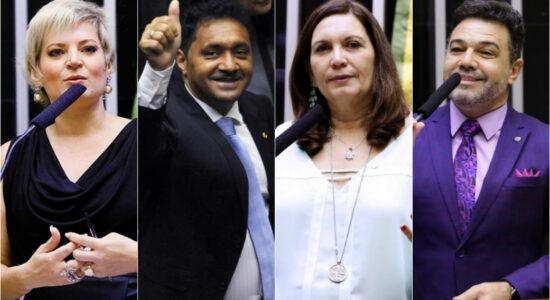 Veja como cada deputado votou na sessão sobre a prisão de Daniel Silveira