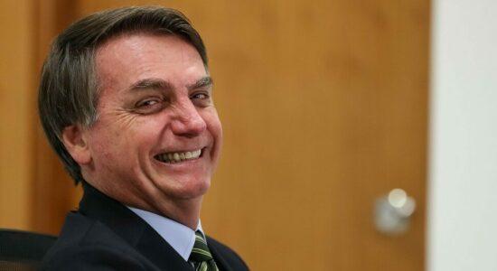 Bolsonaro afirma que não tem medo de mudanças