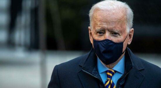 Presidente dos Estados Unidos Joe Biden