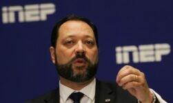 Alexandre Lopes deixa o cargo de presidente do Inep