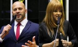 Conselho de Ética abriu processos contra Daniel Silveira e Flordelis