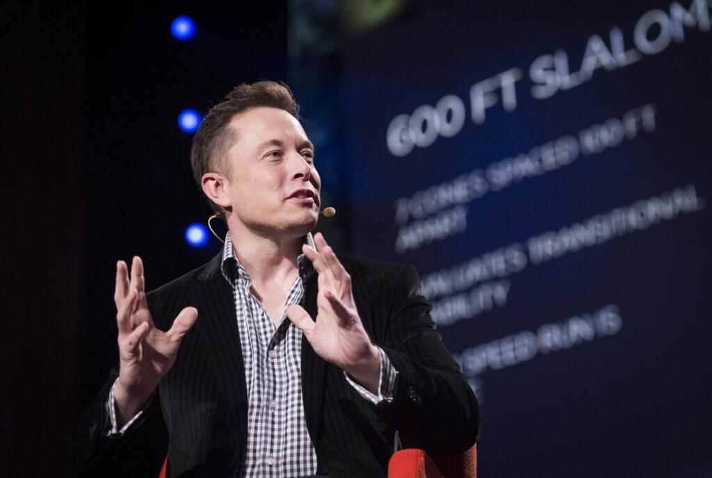Elon Musk, CEO da SpaceX