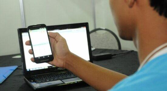 Enem digital foi realizado pela primeira vez no domingo
