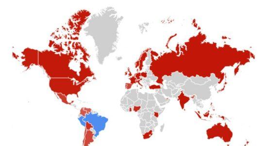 Mundial: porn x jesus comparação google trends
