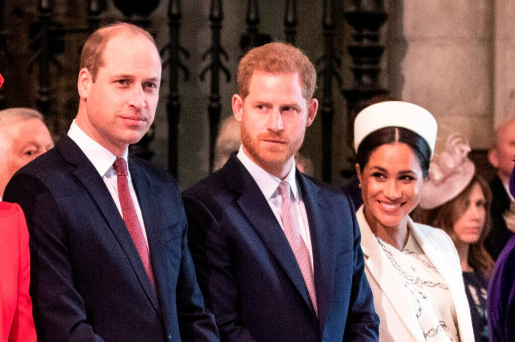 Príncipe William desaprova postura de Harry e Meghan