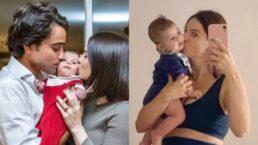 Sthefany Brito fala sobre internação do filho de 3 meses