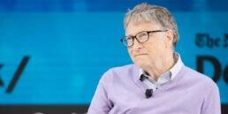 O bilionário já desembolsou cerca de 600 milhões à filantropia