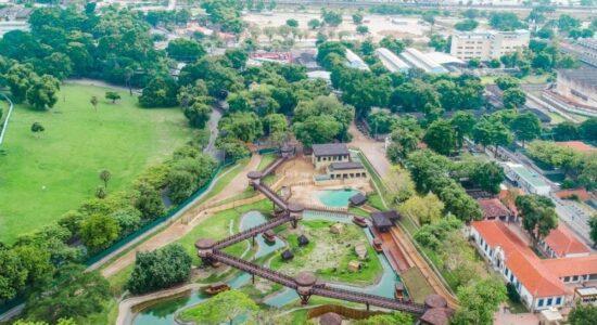 BioParque do Rio, antigo zoológico da quinta da boa vista