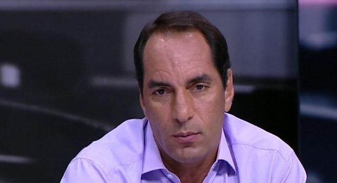 Ex-jogador Edmundo