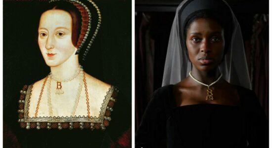 Atriz negra irá interpretar a rainha Ana Bolena