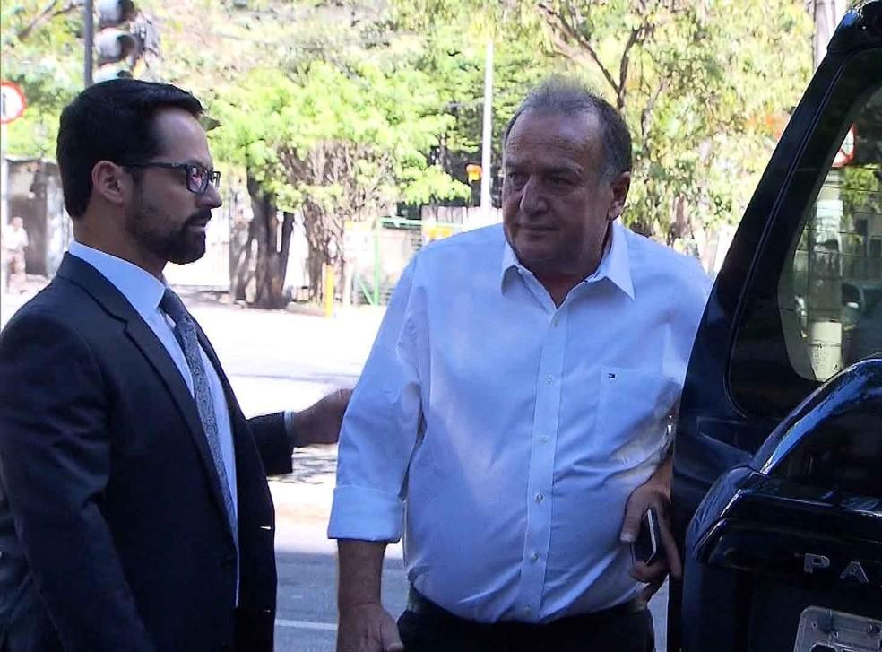 O empresário Norberto Mânica admitiu ser o mandante do crime