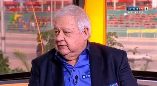 Paulo Stein trabalhou na SporTV por oito anos