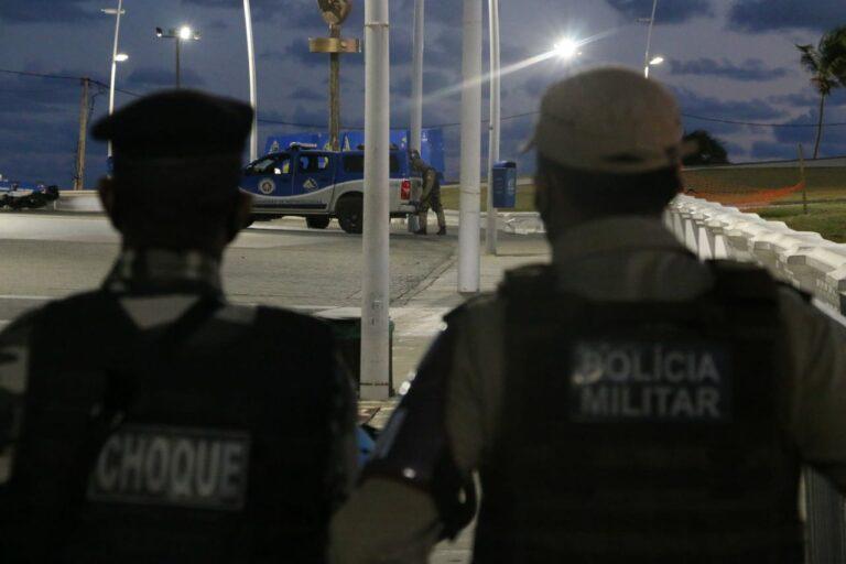 Morre PM que protestou no Farol da Barra