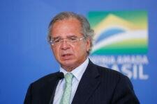 Ministro da economia Paulo Guedes