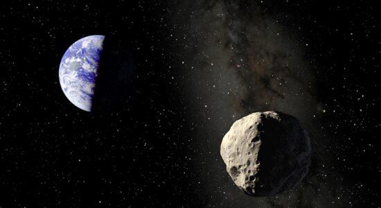Asteróide Apophis passará próximo da Terra nesta sexta-feira