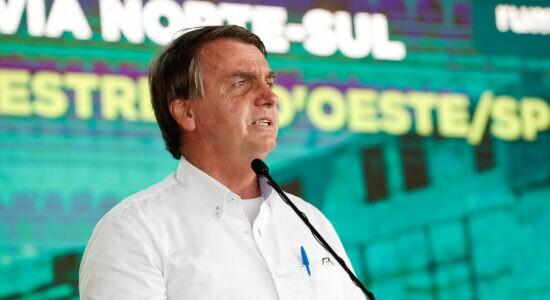 Bolsonaro falou que não aplicará lockdown nacional