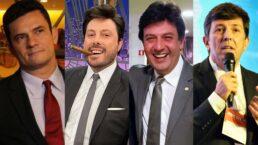 MBL pede a candidatura de Moro, Gentili, Mandetta e Amoêdo