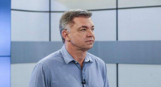 Gean Loureiro, prefeito de Florianópolis