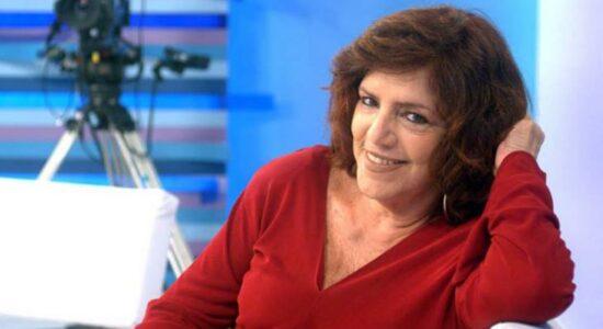 Lúcia Leme foi apresentadora do programa Sem Censura