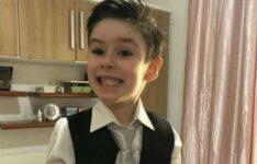 Menino Henry Borel, de 4 anos