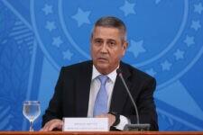 Ministro Walter Braga Netto